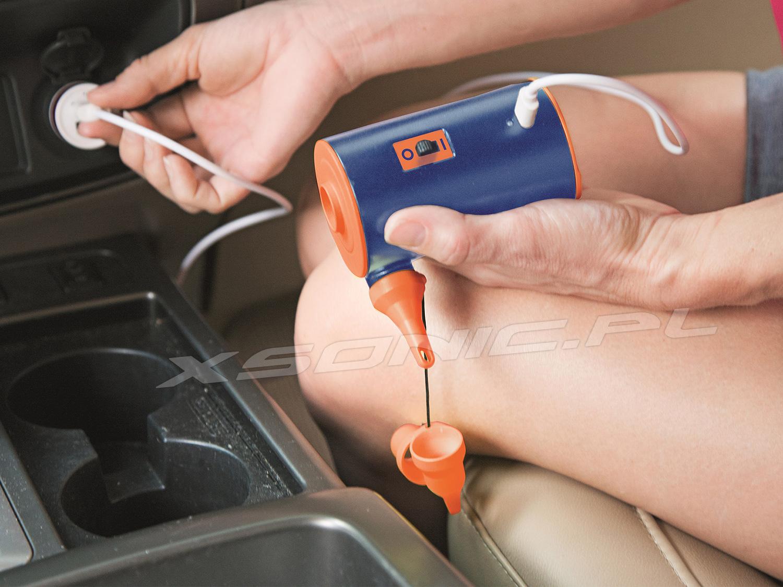 Pompka elektryczna akumulatorowa AirTravel USB Bestway 62101