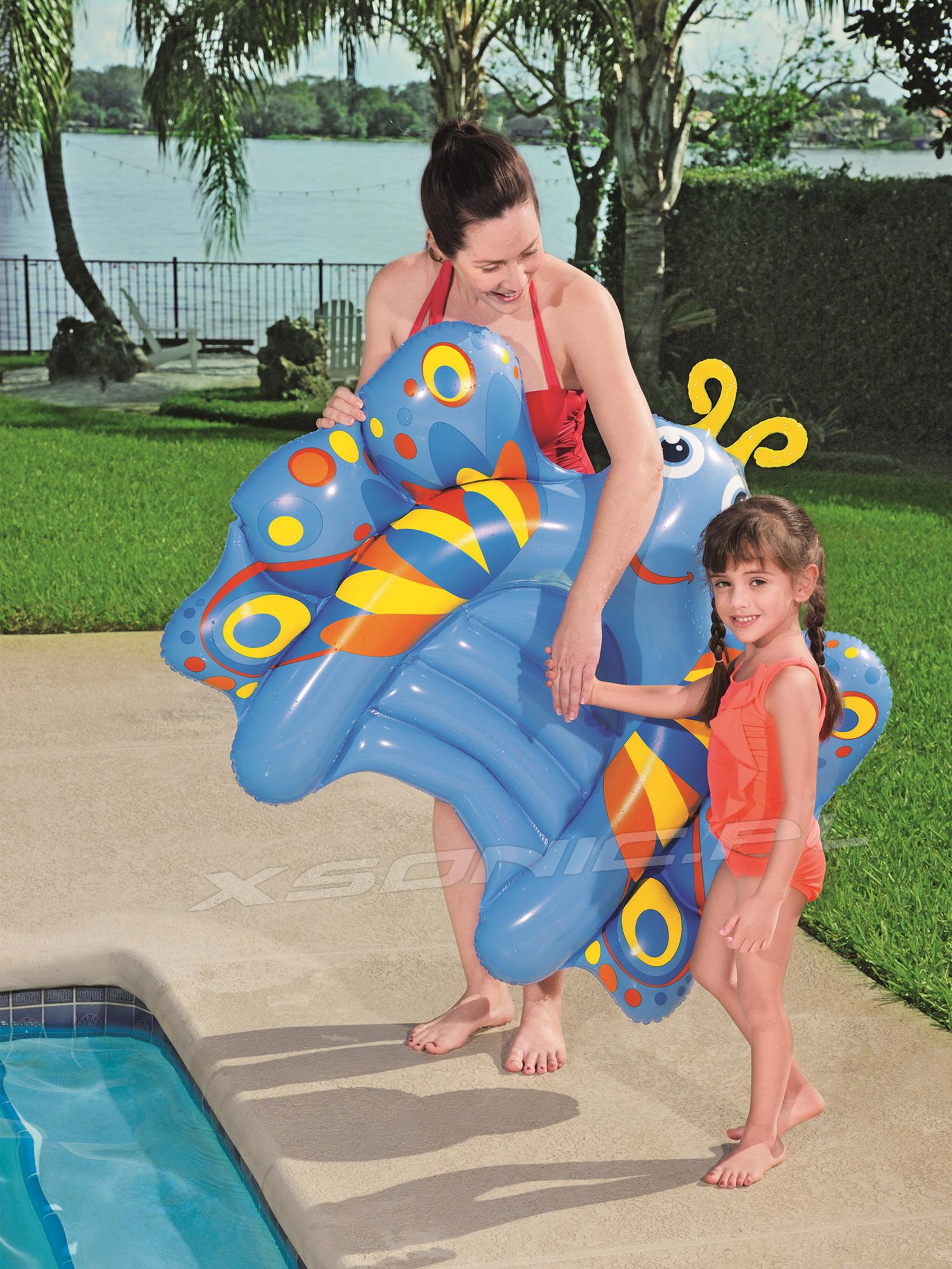 Dmuchana deska do pływania dla dzieci 118 x 99 cm Bestway 42047