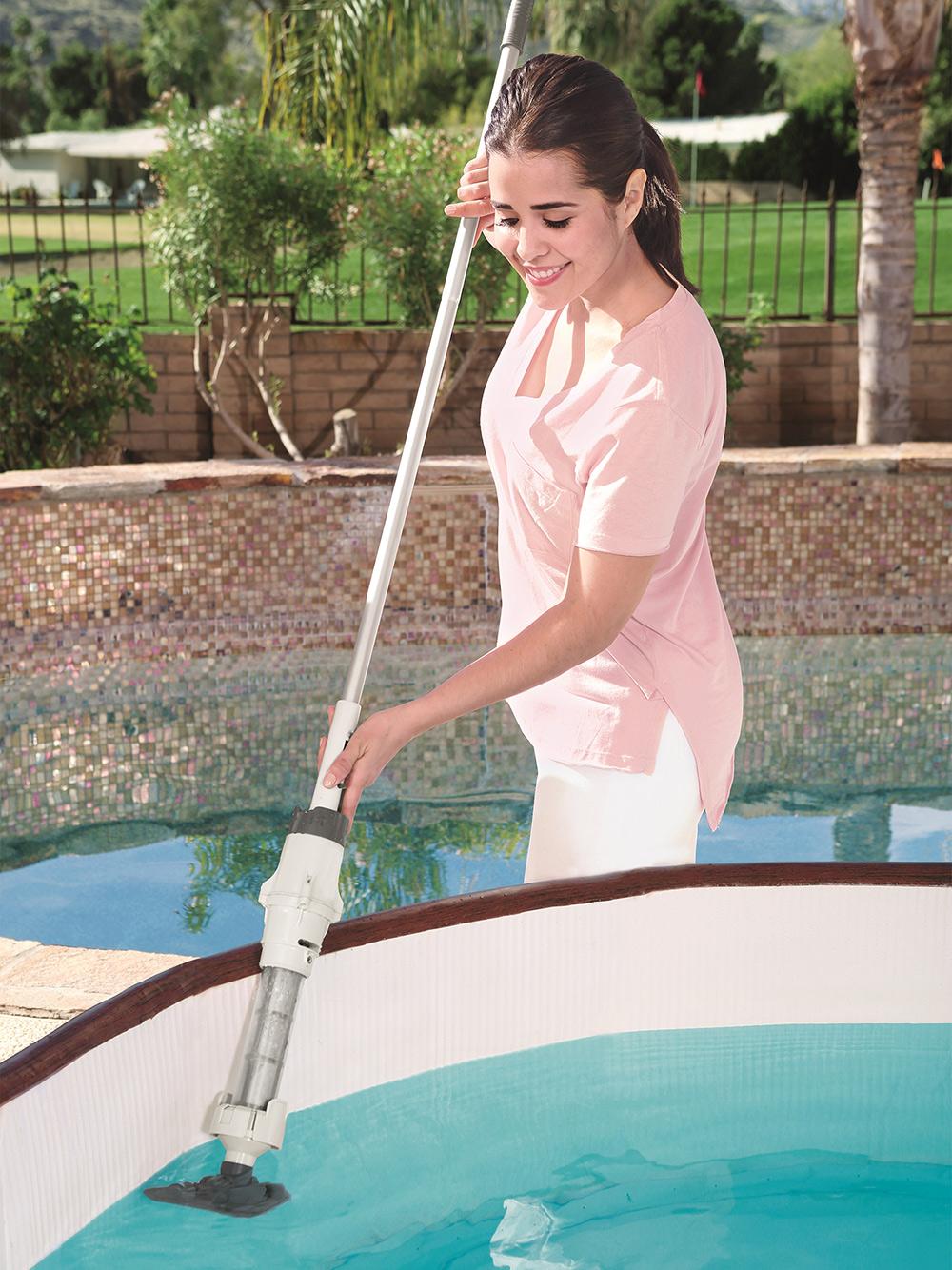 Bezprzewodowy odkurzacz do czyszczenia basenów i SPA Bestway 58487