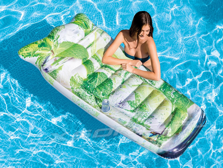 Dmuchany materac plażowy Mojito 178 x 91 cm INTEX 58778