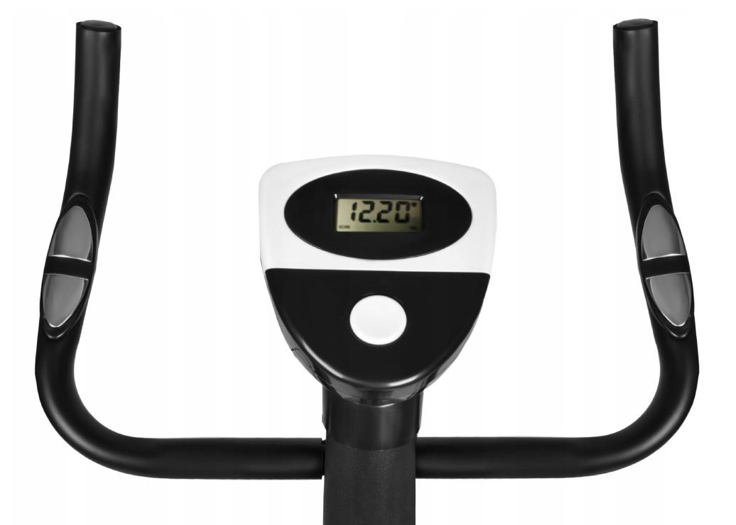 Rower Stacjonarny Treningowy Rowerek z Komputerem pulsometr