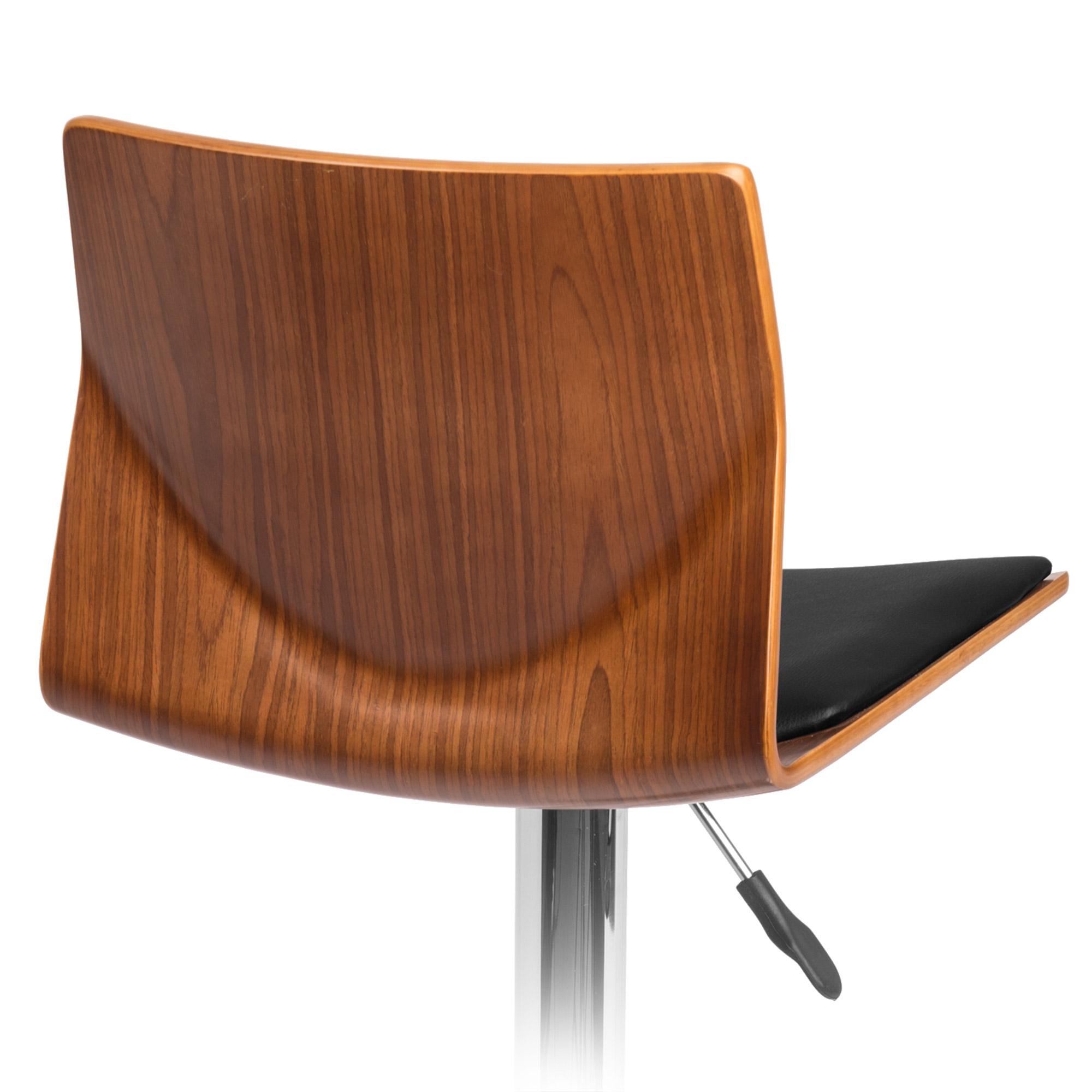 Klasyczny hoker barowy wysokie krzesło kuchenne