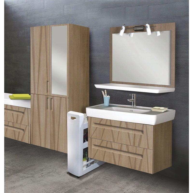 Mobilne miejsce na kosmetyki ręczniki do łazienki